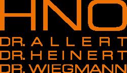 HNO PRAXIS FREIBURG Dr. Allert, Dr. Heinert & Dr. Wiegmann Logo